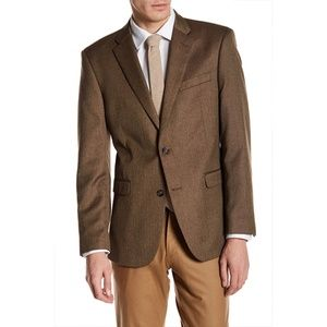 Tommy Hilfiger Two Button Notch Lapel Jacket